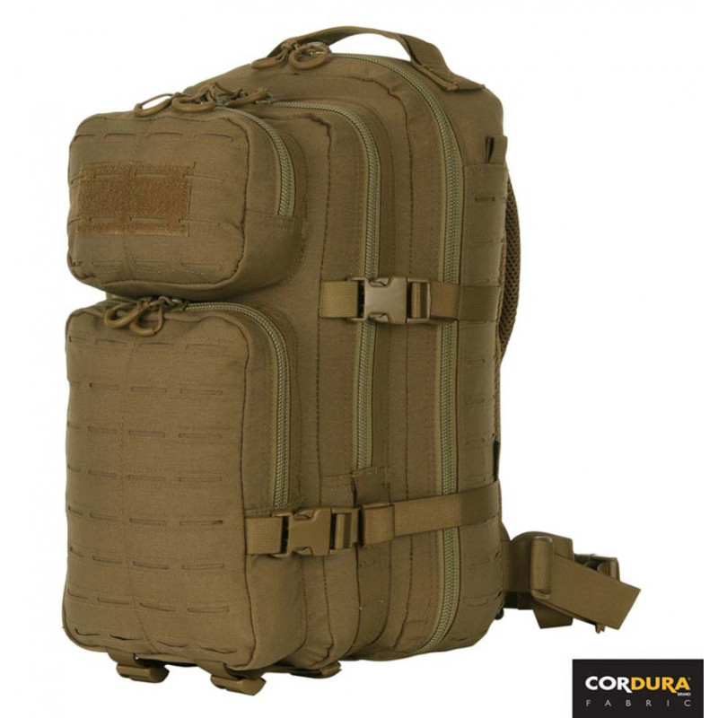 Lasercut 1-day Assault Backpack Cordura LQ16173