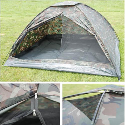 Tent 4 man monodone camouflage