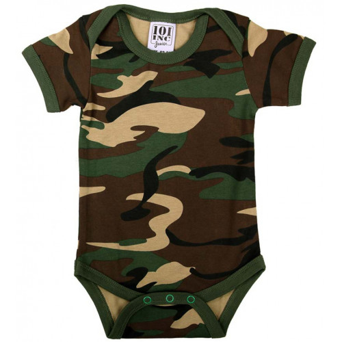 Baby romper with sleeve