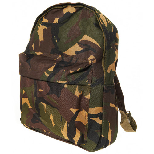 Kids backpack camouflage