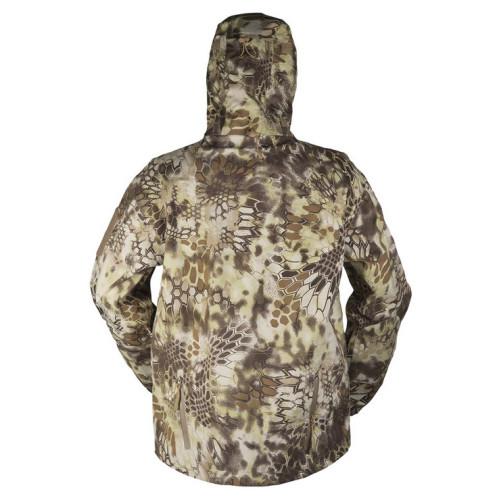 Jacket Mandra Tan Hardshell Breathable