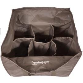 Tanglefree åben top 6 rums taske til lokkegæs