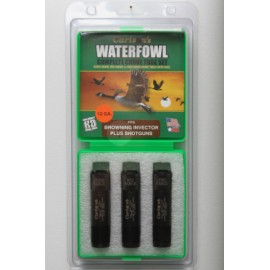 Carlson's Browning Invector Plus 12 ga Waterfowl Choke Tube Set