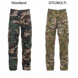 Militærbukser BDU Pants Fostex