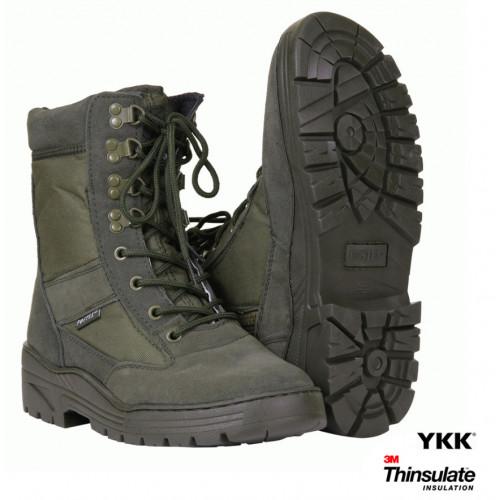Fostex støvle - Sniper Boots grøn