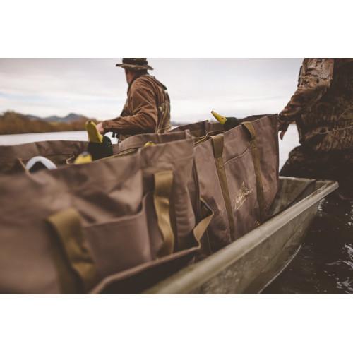 Bæretaske til lokkeænder 6 rum