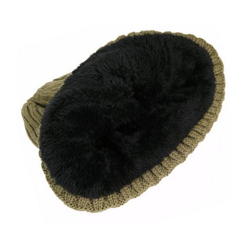 Beanie hue fleece foret