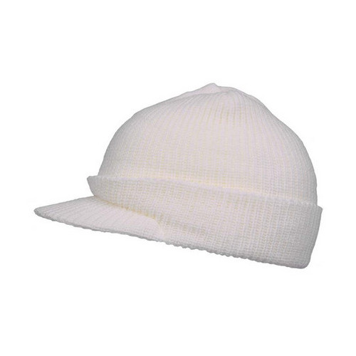 Jeepcap White