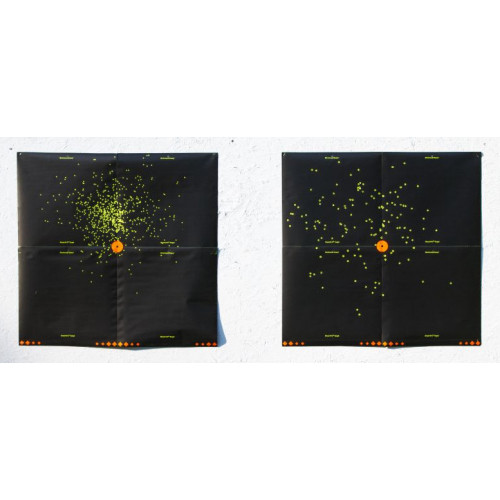 "Shoot-N-C 17.75"" Matrix Targets (5 Pack)"