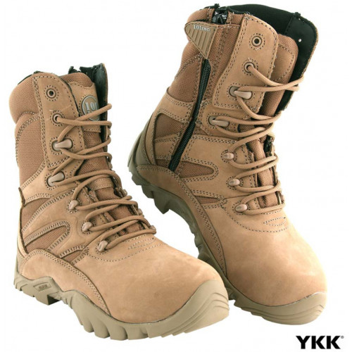 101inc støvle - Tactical boots Recon Coyote