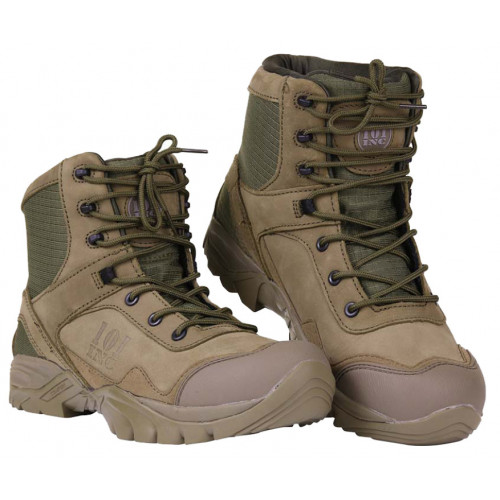 101 Inc boots Medium High - Recon Boots Green