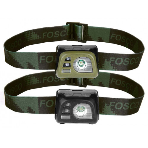 Fosco Tactical headlamp