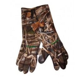 Neopren handsker lang Realtree Max 5