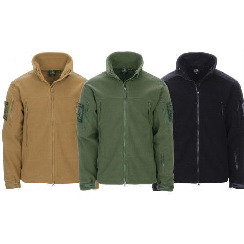 101 INC Heavy Duty Fleece jakke