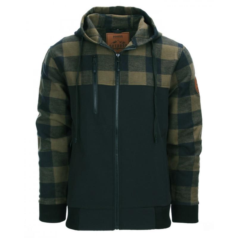 Lumbershell Jacket Black/Olive