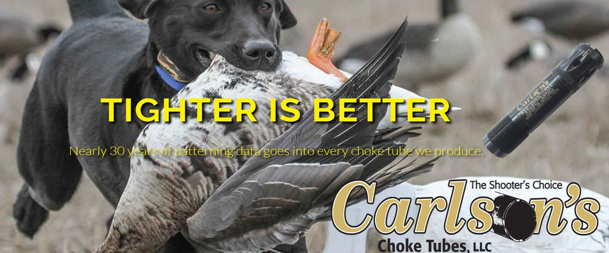 Chokes i bedste kvalitet til jagt og flugtskydning
